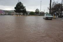 بارش 14میلیمترباران موجب آبگرفتگی معابر خلخال شد