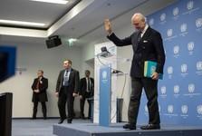 فرستاده ویژه سازمان ملل در امور سوریه از مقام خود استعفا داد
