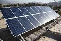 افتتاح نیروگاه پنج مگاواتی برق در زاهدان