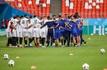 گزارش تصویری آخرین تمرین تیم ملی پیش از  دیدار با پرتغال