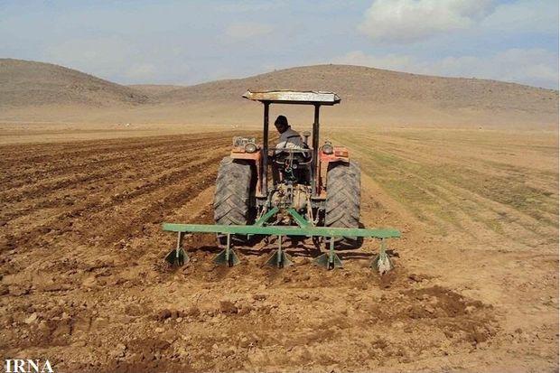 کشت گندم پاییزه در بیش از ۳۳ هزار هکتار از مزارع شاهیندژ
