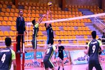تیم والیبال خاتم جوان اردکان بر سیستان و بلوچستان غلبه کرد