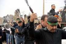 شهرستان های جنوب شرق استان تهران غرق عزا و ماتم است