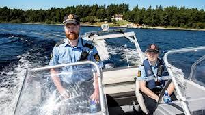 پلیس نروژی خودش را جریمه کرد