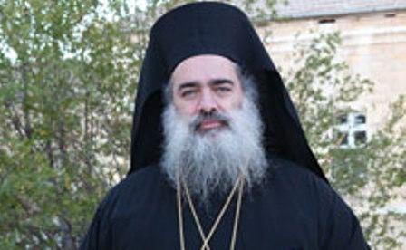 اسقف اعظم سبسطیه : امیدوارم عرب ها پیام روزجهانی قدس را درک کنند