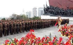 واکنش کره شمالی به بحران در فرگوسن