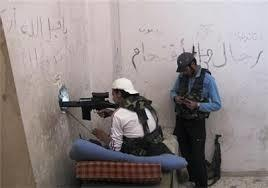 درگیری شدید کردها با سلفی ها در سوریه