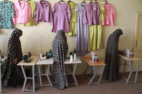 استفاده برندها از تولیدات زنان سرپرست خانوار