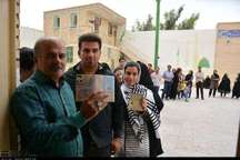 فرماندار: 93 درصد واجدان شرایط خاشی در انتخابات شرکت کردند