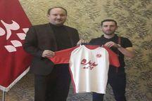 بازیکن سابق تیم ملی ایران به تیم فوتبال پدیده پیوست