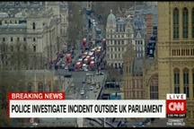 تیراندازی در بیرون ساختمان پارلمان انگلیس/ ۴ کشته/ حاکم شدن فضای امنیتی