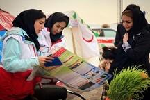 مراجعه 10هزار و 351مسافر به پست های هلال احمر آذربایجان غربی