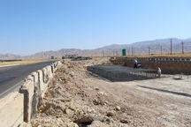 عملیات ساخت تقاطع غیرهمسطح صالح آباد آغاز شد
