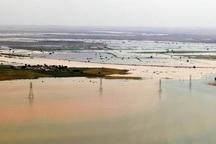 سیل سه هزار میلیارد ریال به برق منطقه ای خوزستان خسارت زد