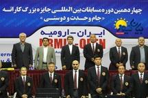 ایران همواره در سطح اول کاراته دنیا قرار داشته است