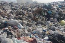 محل دفن زباله ها در خلخال تعطیل می شود