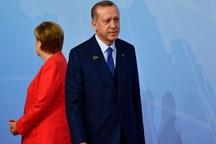 تنش جدید در روابط دیپلماتیک ترکیه و آلمان