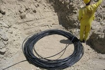واگذاری خطوط تلفن ثابت جدید در کردستان از بستر فیبر نوری است
