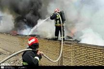 آتش سوزی ها در کاشان 22 درصد افزایش یافت
