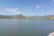 حجم آب سد مهاباد 18 میلیون مترمکعب افزایش یافت
