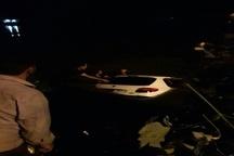 فوت دوسرنشین خودرو  در اثر سقوط در استخر آب