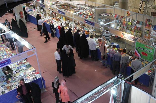 570 ناشر متقاضی حضور در نمایشگاه کتاب زنجان شدند