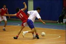 فوتسال برتر  تیم ارژن شیراز یک پله سقوط کرد