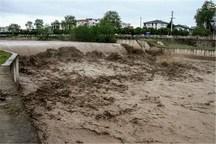 ارتباط 22روستای اندیکا با مرکز شهرستان قطع شد