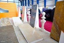 دهمین نمایشگاه بین المللی سنگ در شهرستان محلات برگزار می شود