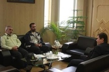 ماموران پلیس اصفهان خانواده 7 نفره را از مرگ حتمی نجات دادند