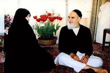 عکسی که مرتضی اشراقی به مناسبت روز مادر منتشر کرد