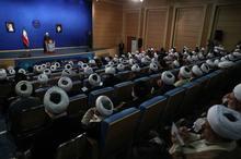 رئیس جمهور روحانی در باره عملیات موشکی سپاه چه گفت؟