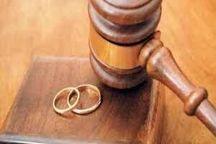 افزایش ۱۱ درصدی میزان طلاق در آذربایجانغربی