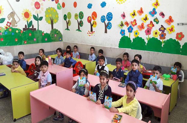 ۸۸ درصد از نوآموزان استان اردبیل جذب پیشدبستانی شدند