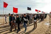 280 دانش آموز پسر اردکان به اردوی راهیان نور اعزام شدند