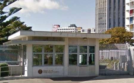 یک دیپلمات آمریکایی از نیوزیلند اخراج شد