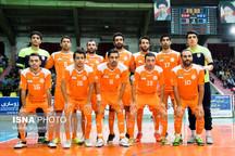 بلاتکلیفی نماینده ایران در جام باشگاههای فوتسال آسیا