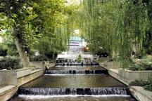پارک سرچشمه محلات آماده پذیرایی از گردشگران نوروزی است