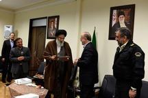 محمدعلی نجفی رییس شورای ترویج فرهنگ ایثار و شهادت البرز شد