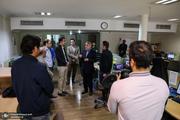 بازدید رئیس کمیته ملی المپیک از جماران + تصاویر
