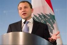 انتقاد شدید وزیر خارجه لبنان از کشورهای عربی: سکوت شما به ترامپ فرصت داد