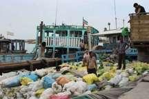 235 هزار تن کالا از گمرک لنگه به امارات و قطر صادر شد