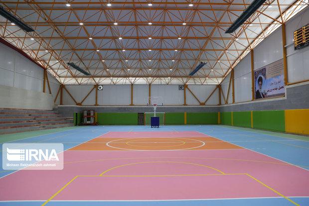 ۶۳ پروژه ورزشی نیمه تمام در البرز وجود دارد
