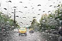 بیشترین میزان بارندگی استان اصفهان در میمه ثبت شد