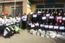 فرهنگسازی معلم دهگلانی برای تولید ثروت از زباله