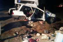سه زن در سانحه جاده ای همدان جان باختند