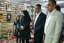 نمایشگاه کالای ایرانی در گناوه گشایش یافت