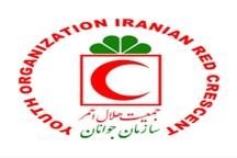 مرحله استانی رقابت مهر جوانان هلال احمر در مشهد برگزار شد
