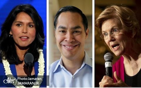 رقبای دموکرات ترامپ در انتخابات 2020 چه کسانی هستند+ تصاویر