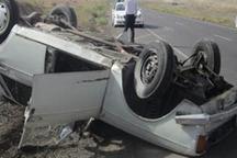 حادثه رانندگی در استان مرکزی 2 کشته داشت